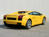 Photos of Lamborghini Gallardo 2003–08