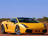 Pictures of Lamborghini Gallardo SE 2005
