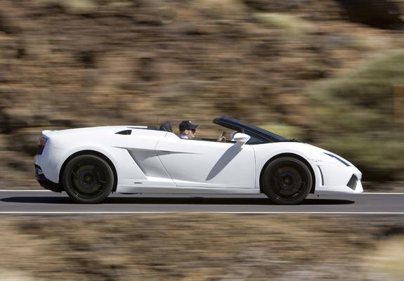 ... / Preview - Pictures of Lamborghini Gallardo LP560-4 Spyder 2008