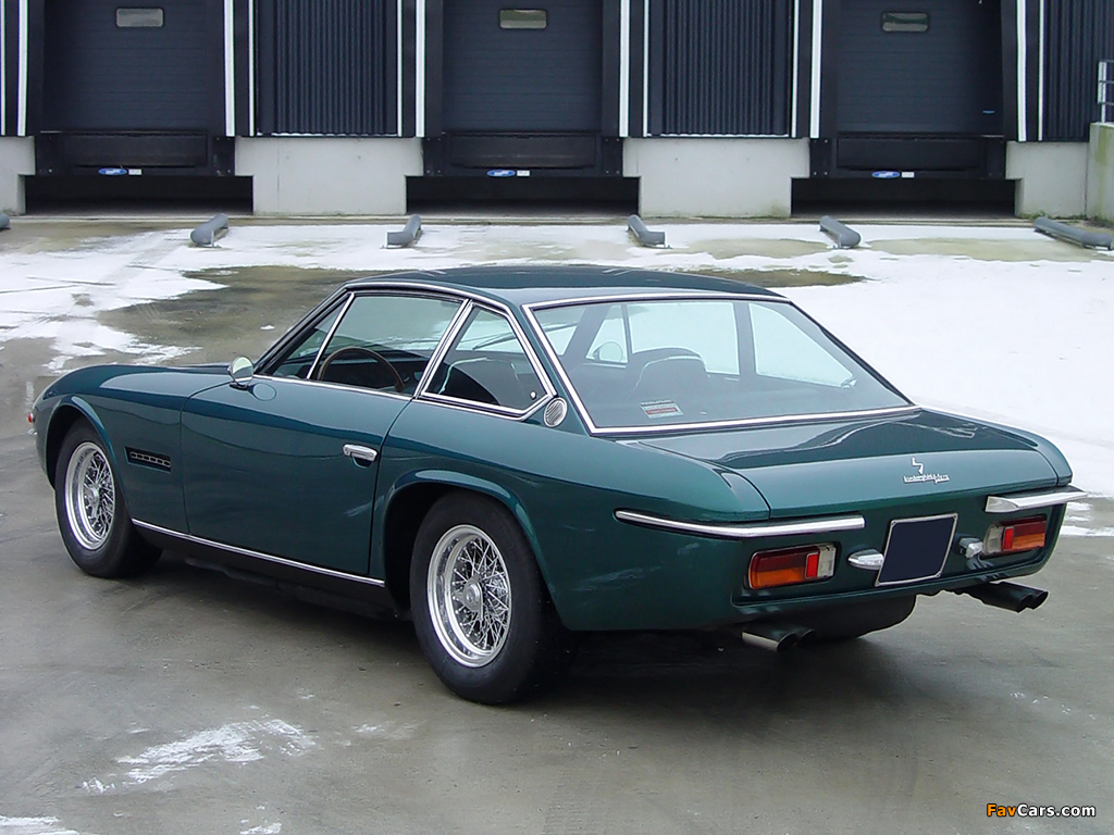 Photos of Lamborghini Islero 400 GTS 1969–70 (1024 x 768)