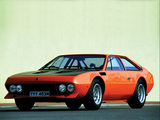 Pictures of Lamborghini Jarama by Bob Wallace 1972