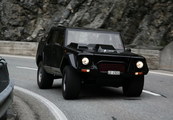 1984 Lamborghini Lm004 Related Infomation Specifications