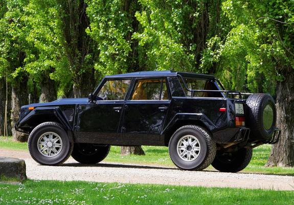 Lamborghini Lm002 1986 92 Images 800x600