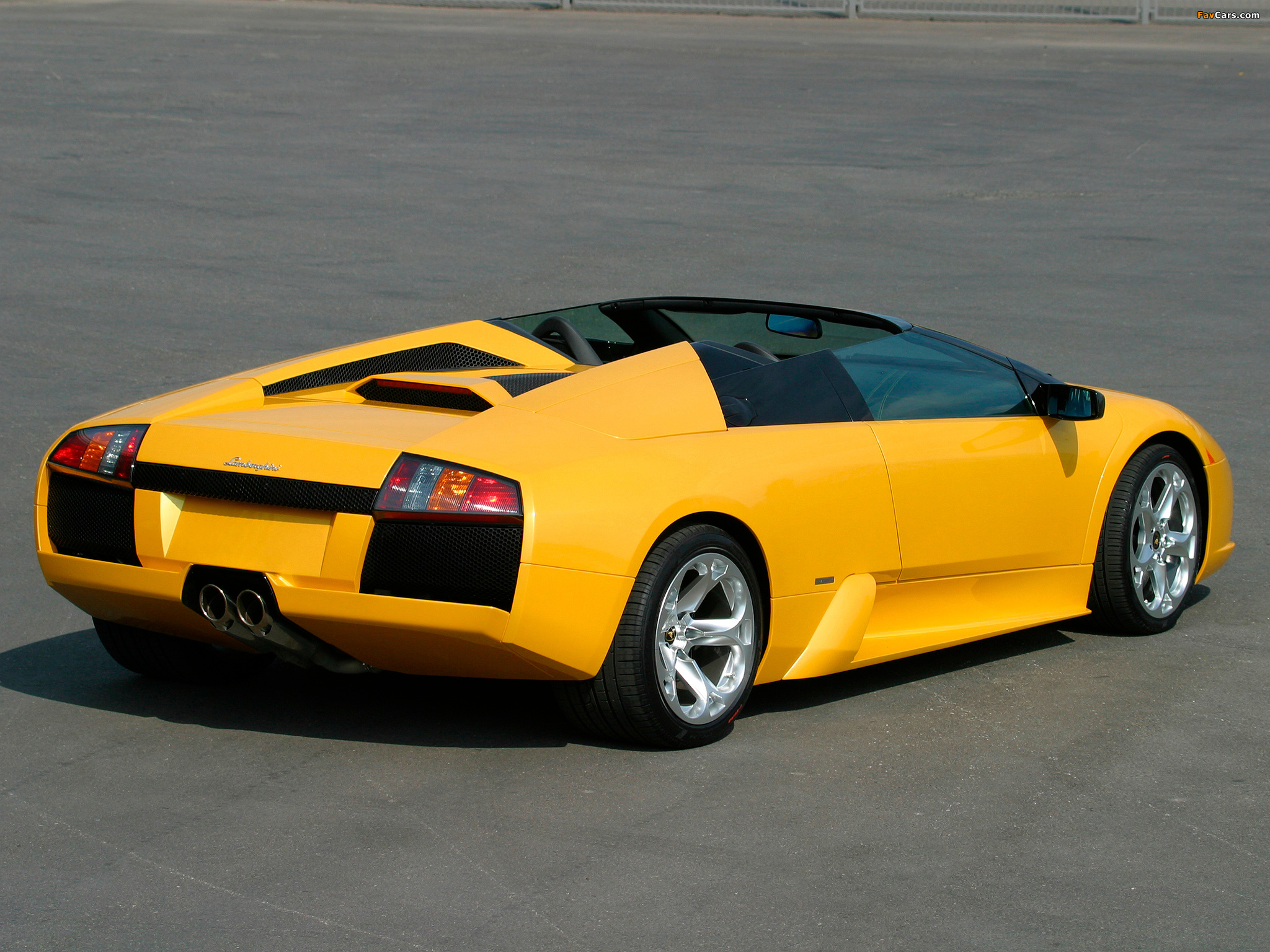 Photos Of Lamborghini Murcielago Roadster 2004 06 2048x1536