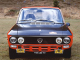 Lancia Fulvia wallpapers