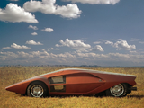 Wallpapers of Bertone Lancia Stratos Zero Concept 1970