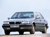 Photos of Lancia Thema V6 (834) 1988–92