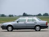 Pictures of Lancia Thema V6 (834) 1988–92