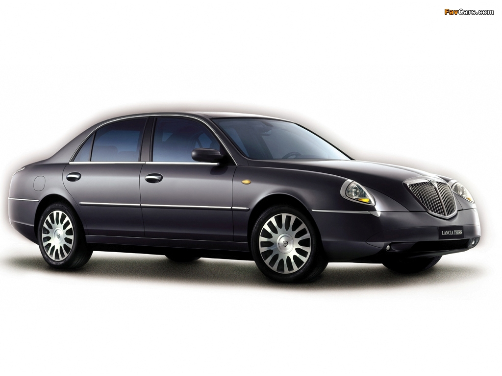 pictures lancia thesis