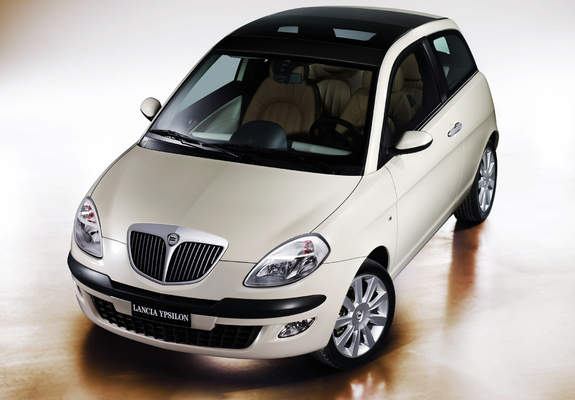 Wallpapers of lancia ypsilon 2003 06 - Lancia y allestimento diva ...