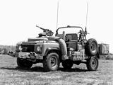 Images of SAS Land Rover 110 DPV 1985–90