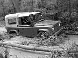 Land Rover 90 Pickup 1984–90 photos