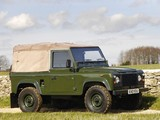 Land Rover 90 Soft Top 1983–90 images