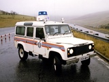 Land Rover 110 County V8 Police 1983–90 wallpapers