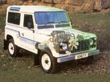 Wallpapers of Land Rover 90 County Station Wagon 1983–90