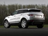 Images of Range Rover Evoque MagneRide GEN3 Prototype 2011