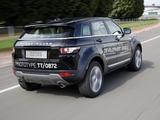 Range Rover Evoque MagneRide GEN3 Prototype 2011 wallpapers
