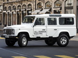 Land Rover Electric Defender Research Vehicle 2013 pictures
