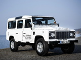 Land Rover Electric Defender Research Vehicle 2013 wallpapers