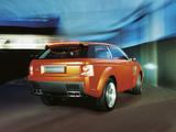 Land Rover Range Stormer Concept 2004 photos