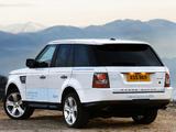 Land Rover Range_e Plug-in Hybrid Prototype 2011 photos