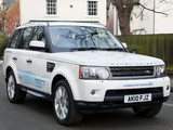 Land Rover Range_e Plug-in Hybrid Prototype 2011 pictures