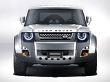 Land Rover DC100 Concept 2011 wallpapers