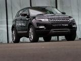 Photos of Range Rover Evoque MagneRide GEN3 Prototype 2011