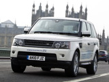 Pictures of Land Rover Range_e Plug-in Hybrid Prototype 2011