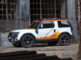Land Rover DC100 Expedition Concept 2012 pictures