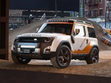 Land Rover DC100 Expedition Concept 2012 wallpapers