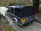 Images of Land Rover Defender 110 Double Cab Pickup UK-spec 2007