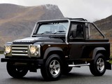 Images of Land Rover Defender 90 SVX 2008