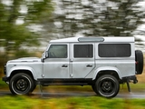 Images of Twisted Land Rover Defender 110 Station Wagon French Edition 2012