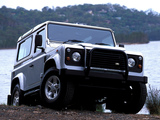Land Rover Defender 90 Station Wagon AU-spec 1990–2007 photos