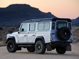 Land Rover Defender 110 Limited Edition 2011 pictures