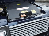 Land Rover Electric Defender Research Vehicle 2013 images