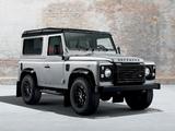 Land Rover Defender 90 Black Pack 2014 photos