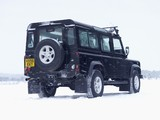 Photos of Land Rover Defender 110 Station Wagon EU-spec 2007