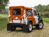 Photos of Land Rover Defender Challenge Car 2014