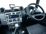 Pictures of Land Rover Defender 110 SVX RHD 2008