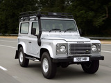 Pictures of Land Rover Defender 90 Station Wagon 1990–2007
