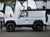 Pictures of Land Rover Defender 90 Hard Top X-Tech 2011