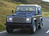 Wallpapers of Land Rover Defender 90 Station Wagon EU-spec 2007