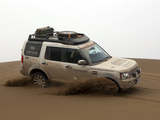 Images of Land Rover Discovery 4 Expedition Vehicle 2012