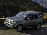 Images of Land Rover Discovery 4 SCV6 HSE 2013