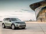 Images of Land Rover Discovery Sport HSE 2015