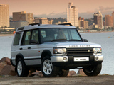 Land Rover Discovery ZA-spec 2003–04 pictures