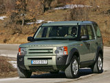 Land Rover Discovery 3 2005–08 images