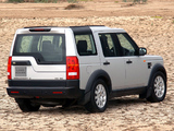 Land Rover Discovery 3 ZA-spec 2005–08 wallpapers